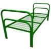 Кровати металлические для строительных бытовок,  кровати для турбазы,  кровати для интернатов