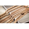 Обменяйте неиспользуемый лом золота на новую цепочку или браслет