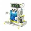Робот-конструктор Solar 14 в 1 – солнечный конструктор.  Лучший подарок для вашего ребенка.
