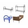 Металлические кровати раскладные,  кровати металлические двухъярусные,  железные кровати ГОСТ,  кровати армейские одноярусные