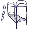 Одноярусные металлические кровати,  кровати железные,  кровати металлические от производителя