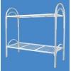 Кровать с металлической спинкой,  металлические кровати,  кровать металлическая ярусная