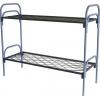 Кровати металлические для рабочих,  кровать металлическая усиленная,  кровати металлические