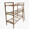 Двухъярусные кровати для хостелов,  кровати одноярусные  для больниц,  кровати металлические