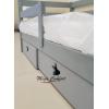 Детская двухъярусная кровать из массива берёзы