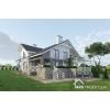 Проекты домов и коттеджей в американском стиле