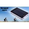 Зарядка на солнечных батарейках!