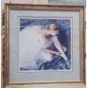 Превосходное оформление картины в раму из багета