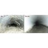 Гидродинамическая промывка канализационных труб с телеинспекцией