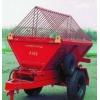 Пескоразбрасыватель ПП-1:  для работы с трактором МТЗ-80/82,  прицепной
